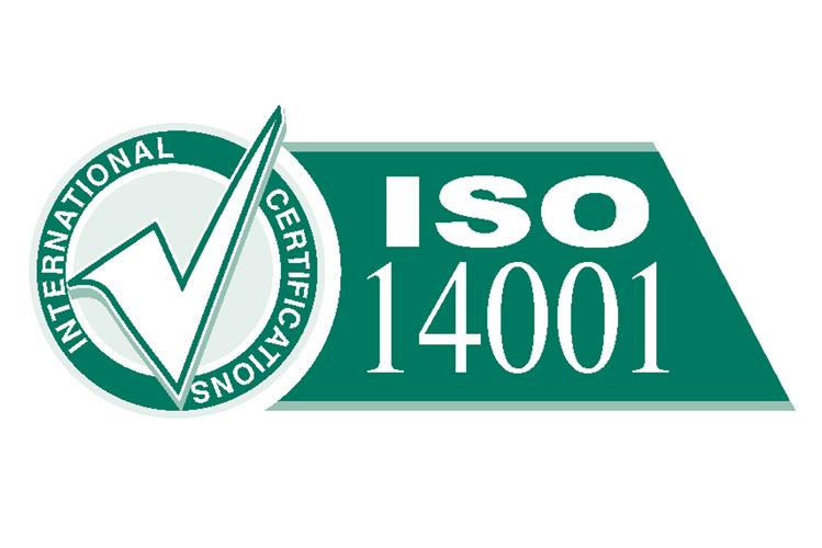 ISO14001 international environmental standard