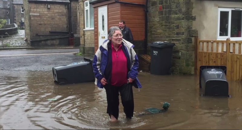 flood claim handling