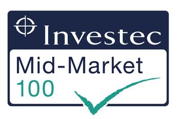investec list 100 logo