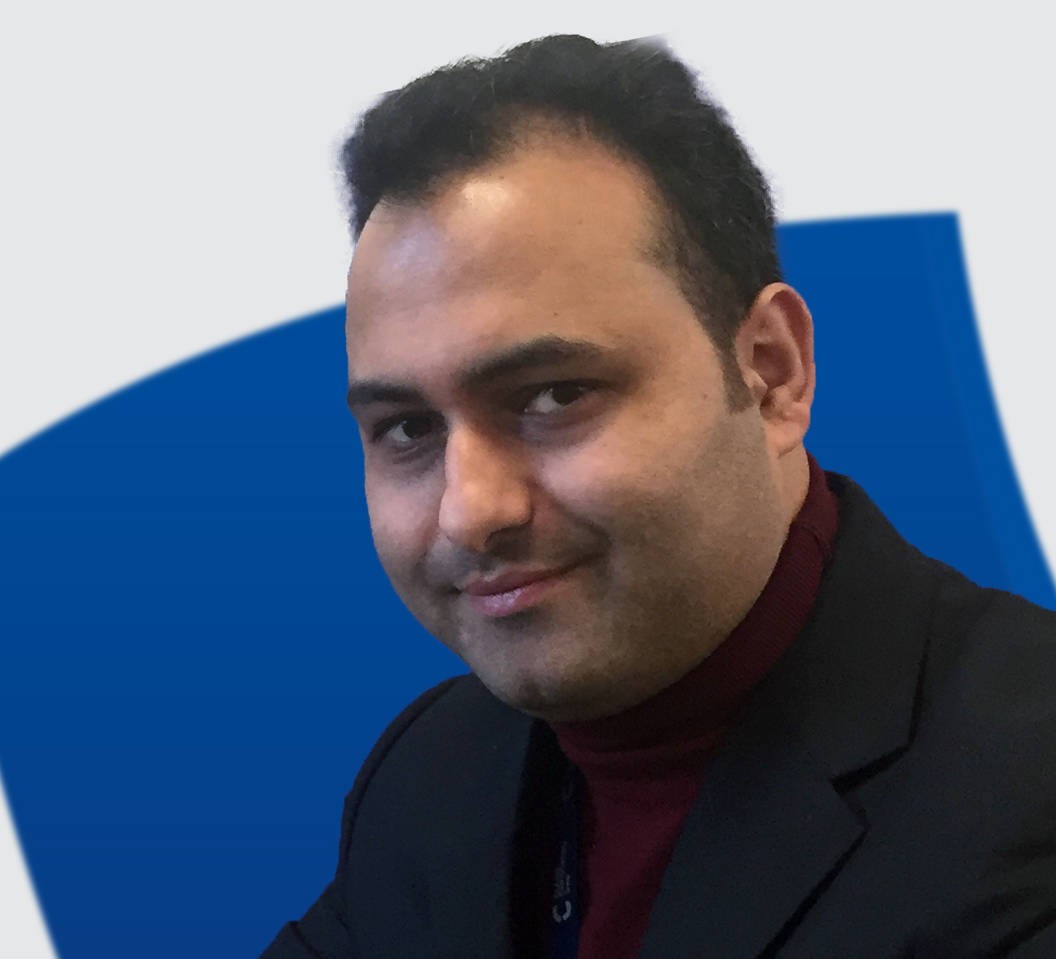 New Financial Director, James Chatterjee