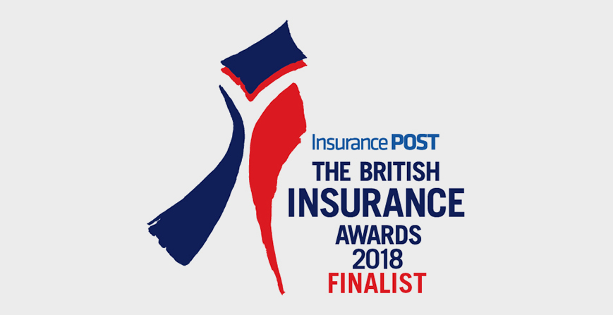 British insurance awards 2018 finalist