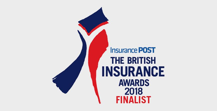 British insurance awards 2018 finalist