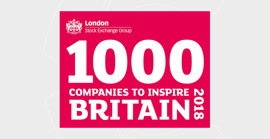 Claims Consortium listed as one of 1000 Companies to Inspire Britain